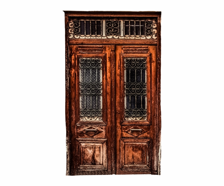 Door, Old, Old Door, House Entrance, Wood, Input.
