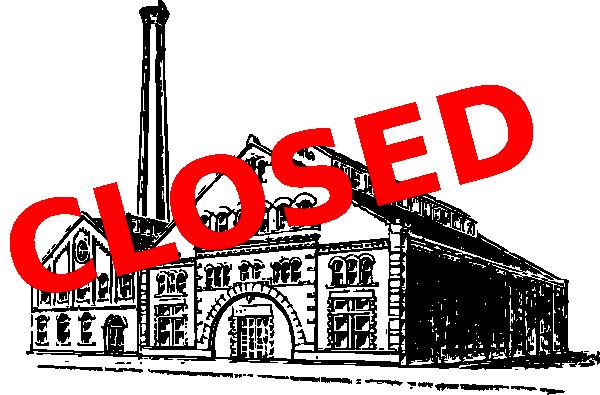Closed Factory Clip Art at Clker.com.