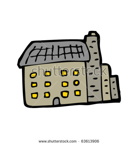 Old factory building vector free vector download (3,856 Free.