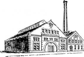 Factory Pollution Free Vectors.