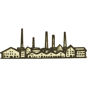 old factory clipart, cliparts of old factory free download (wmf.