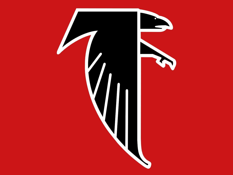 Atlanta Falcons Original Logo.