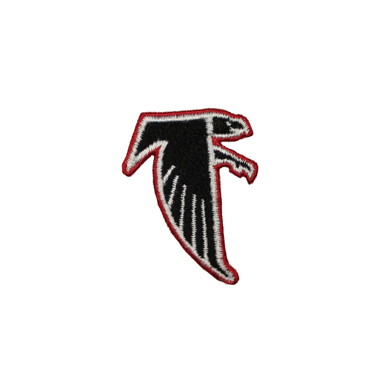 Lot of 4 Atlanta Falcons Old Team Logo Patch Crest Embroidered Iron On  Applique.