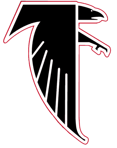 Vintage Falcon Logo used from 1966.
