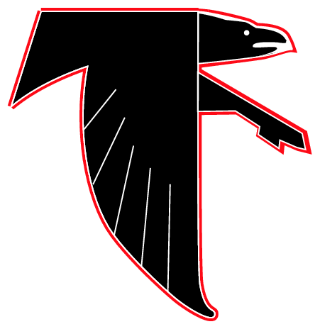 Atlanta Falcons Png Logo.