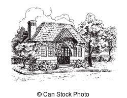 Old farmhouse Vector Clip Art Royalty Free. 112 Old farmhouse.