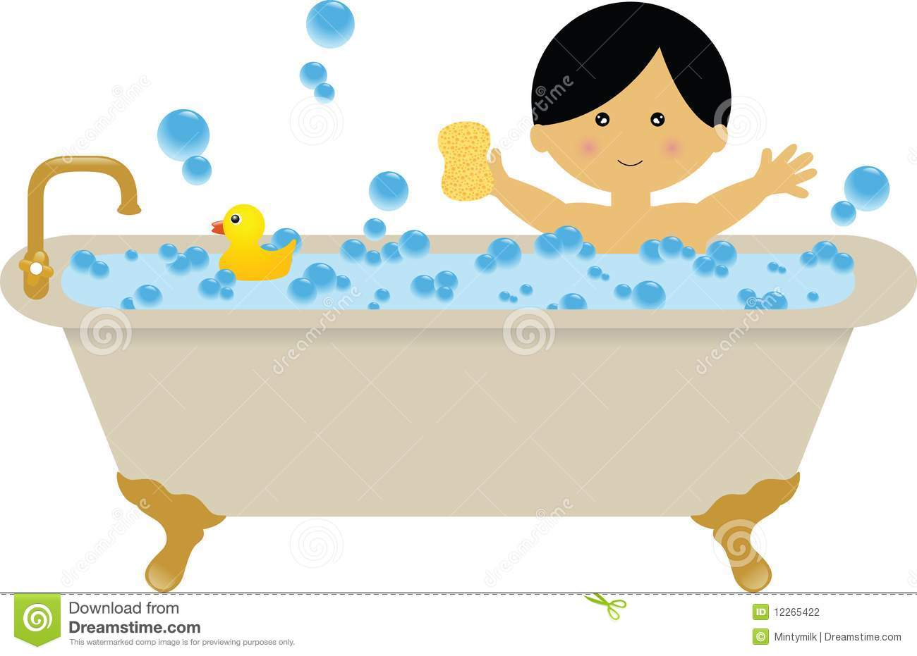Bath clipart old fashioned, Bath old fashioned Transparent.