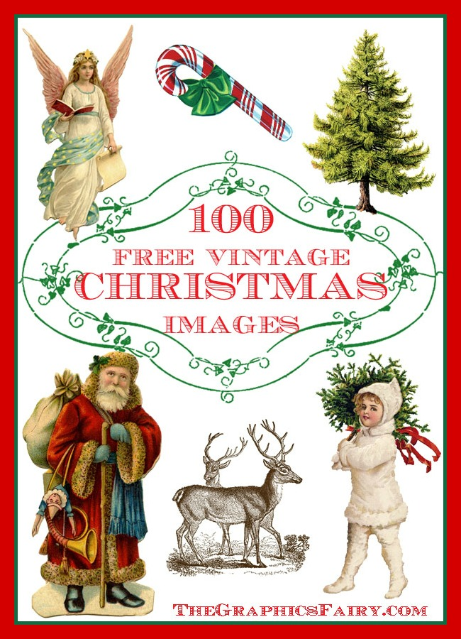 115 Free Christmas Images.