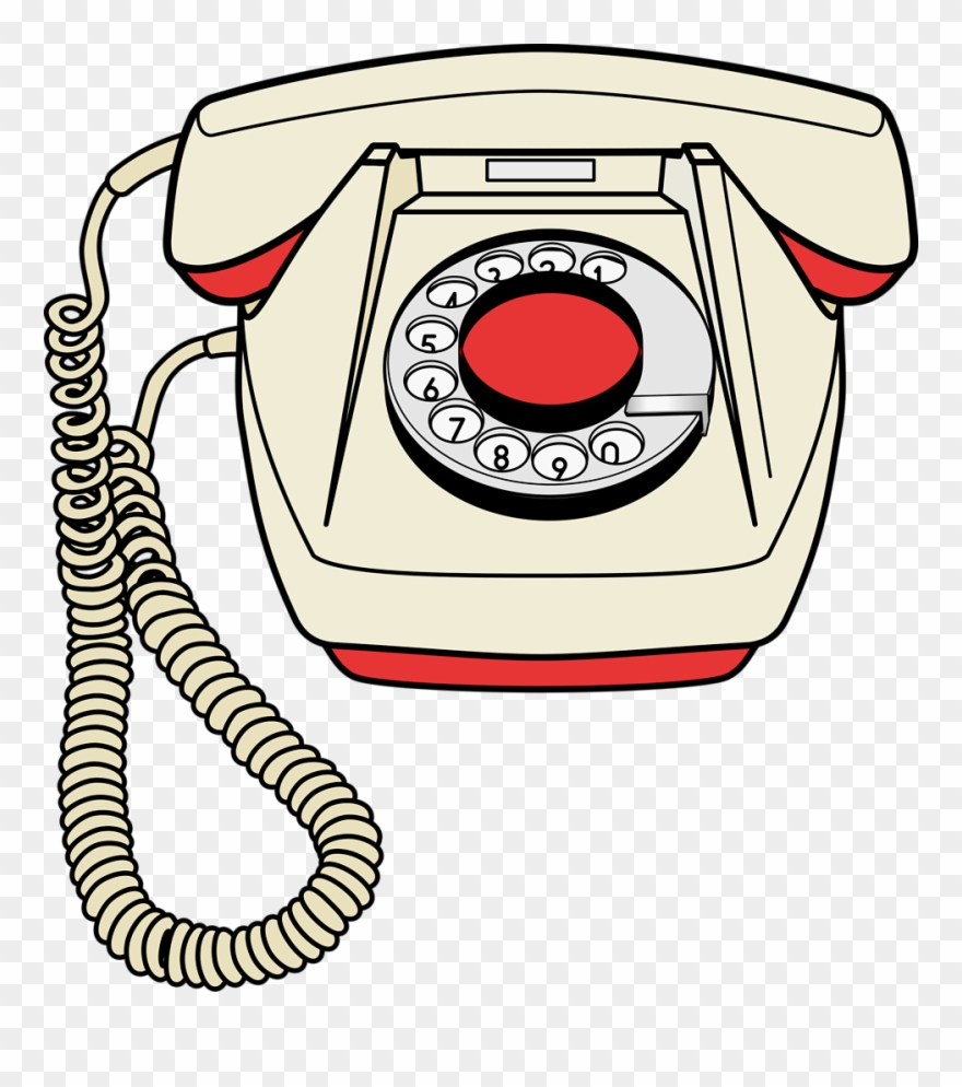 Telephone Clip Art Download.
