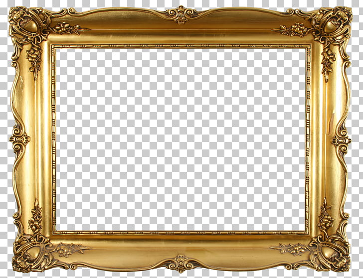 Frames Stock photography , Old Fashioned s, brown floral.