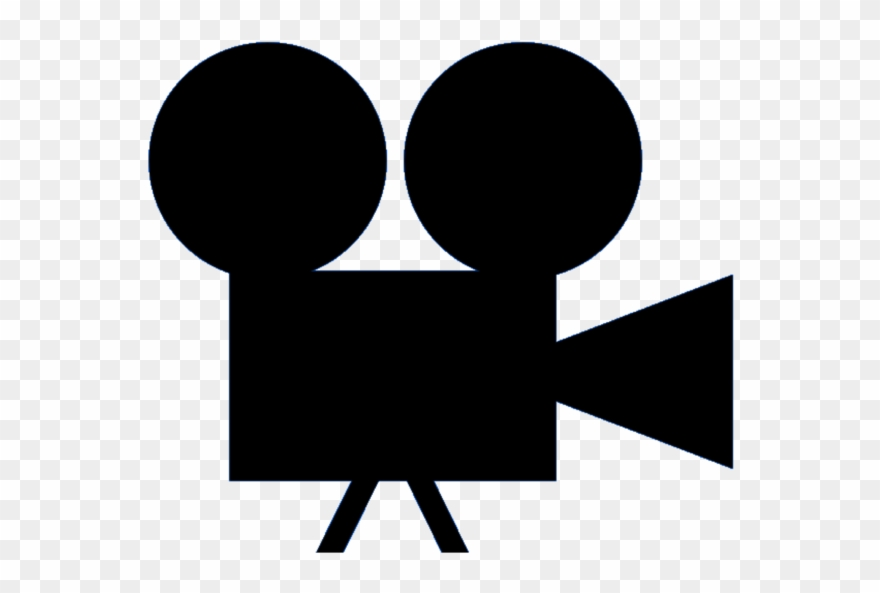 Clipart Of Movie, Camera And Cameras.