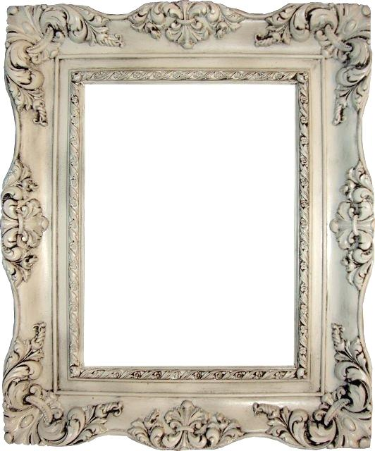 old fashioned picture frames.