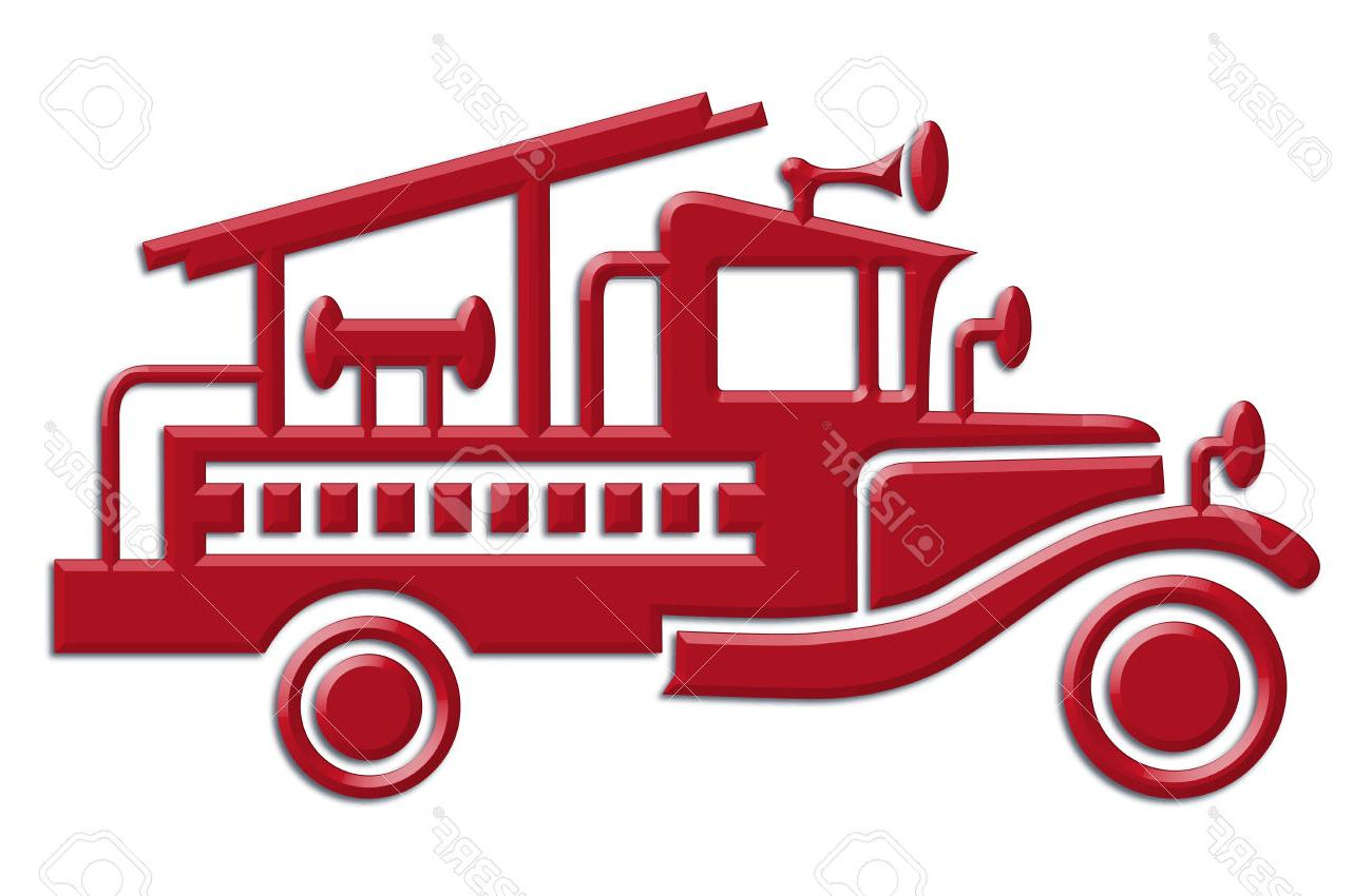 Firetruck clipart old, Firetruck old Transparent FREE for.