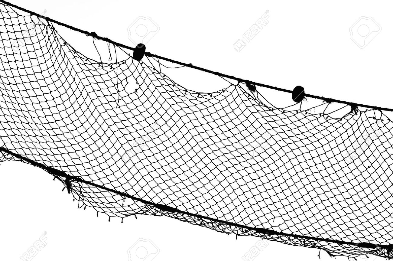 Old fishing nets clipart clipground for How to make a fishing net