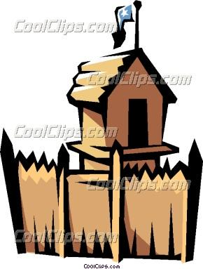 12+ Old Fort Clipart.