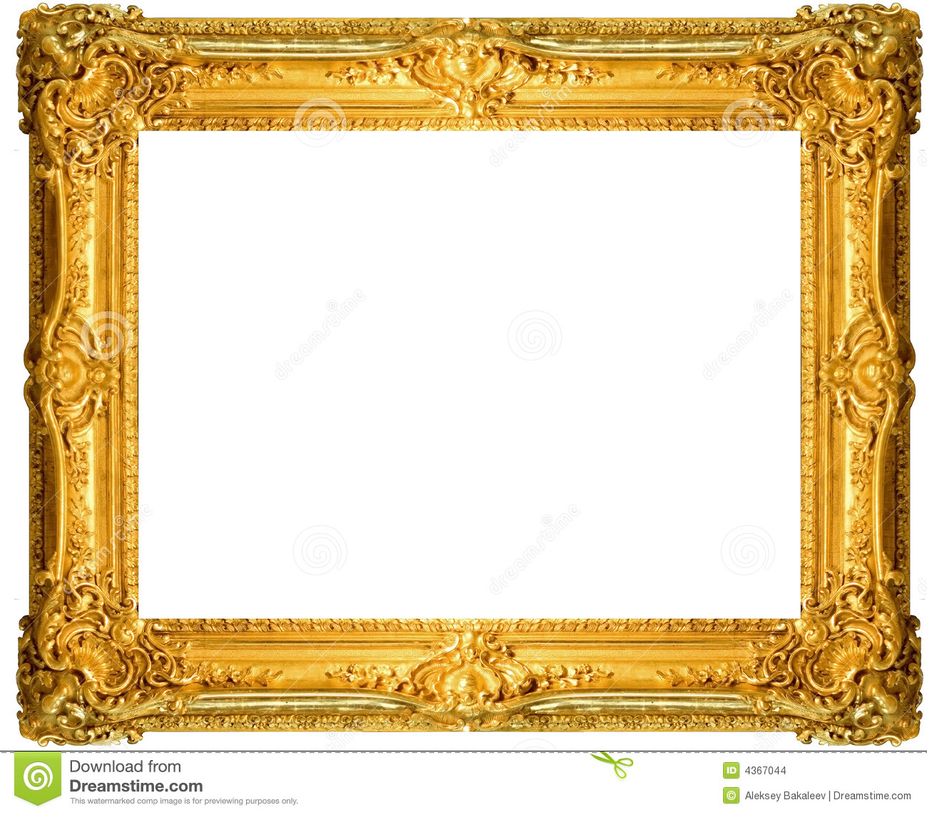 Clipart Old Photo Frames.