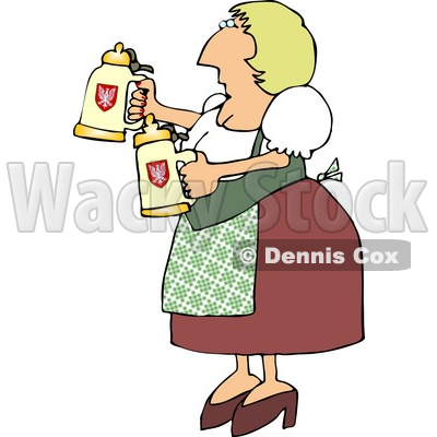 Showing post & media for Old german lady cartoon.