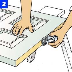 Fixing Problem Doors.