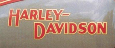 Hog Wild: Harley.