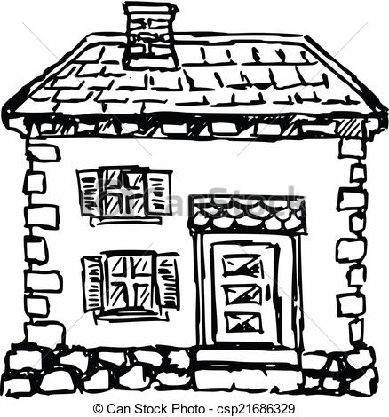 Clipart Old House Free.
