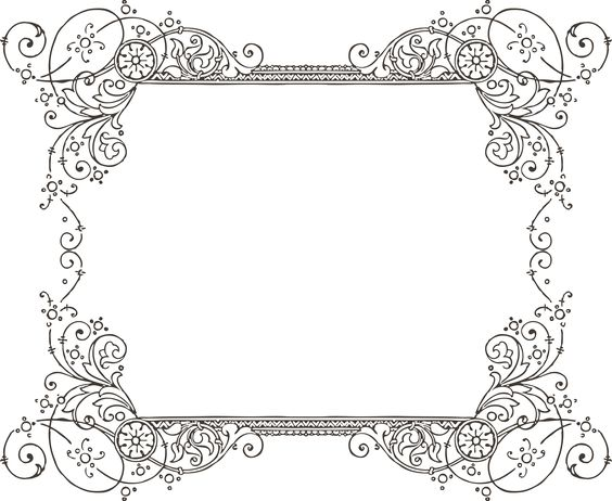 Old Indian Border Clipart 20 Free Cliparts Download