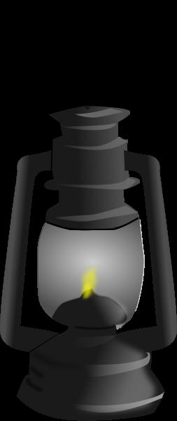 Old Lantern Clipart.