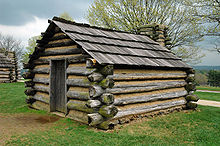 Free Log Cabin Clipart.