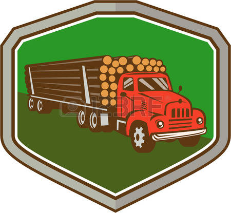 379 Log Truck Cliparts, Stock Vector And Royalty Free Log Truck.
