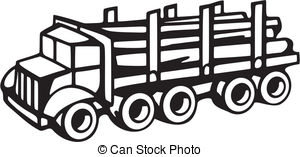 Old Logging Truck Clipart 20 Free Cliparts Download