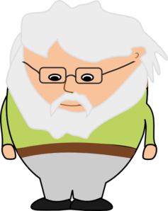 Grumpy old man clipart clipartfest.