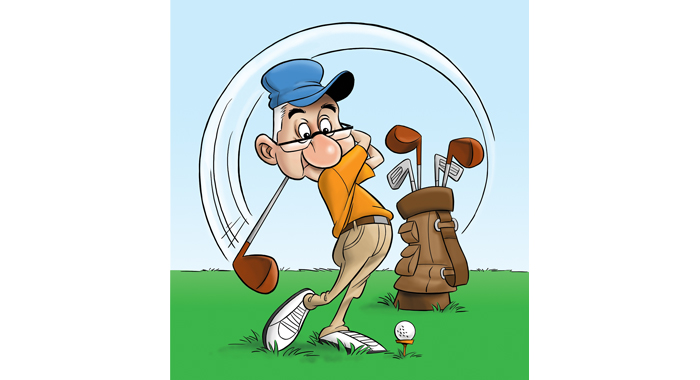 Golf clipart old man, Picture #2763030 golf clipart old man.