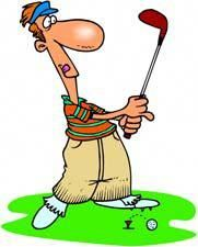 Golf clipart old man, Golf old man Transparent FREE for.