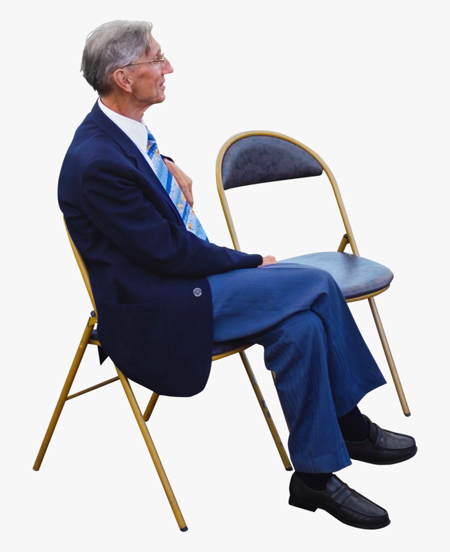 Transparent Wedding Chair Clipart.