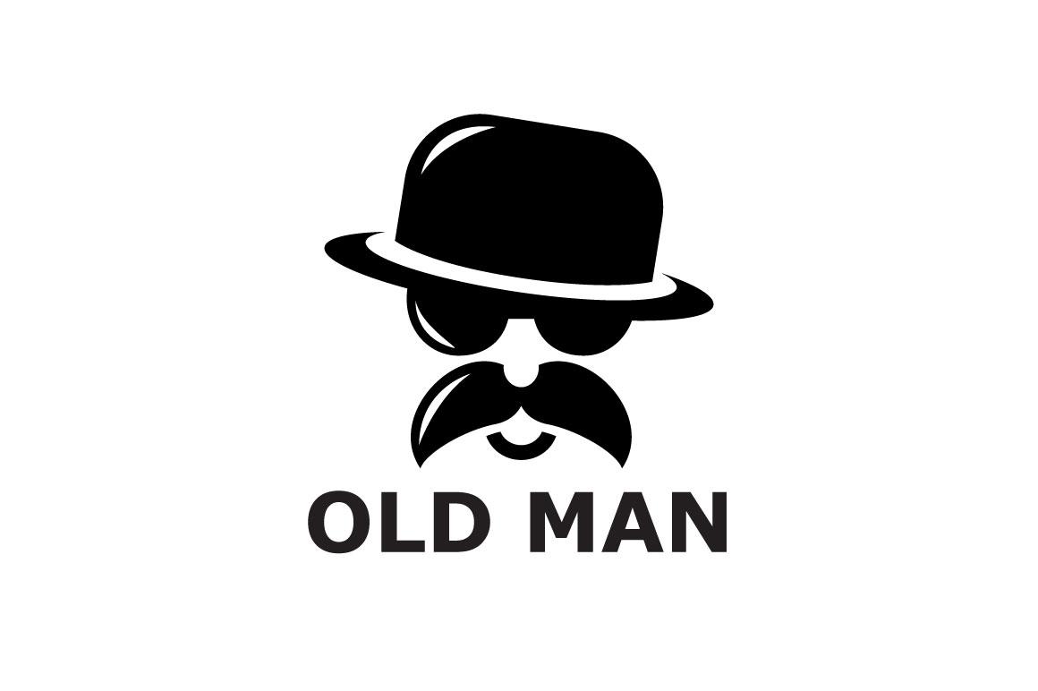 Old man Logos.