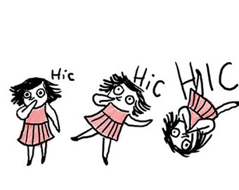 Hiccups Clipart.