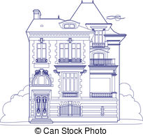 Mansion Illustrations and Clipart. 14,794 Mansion royalty free.