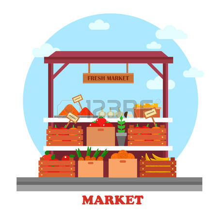 202 Old Market Place Stock Vector Illustration And Royalty Free.