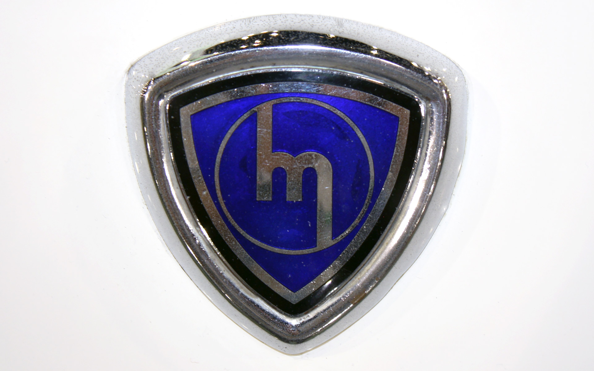 Old Mazda Logo Sign.