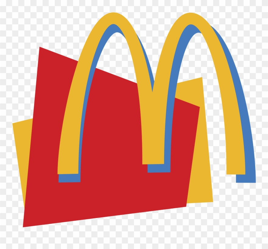 Old Mcdonalds Logo Clipart (#194607).