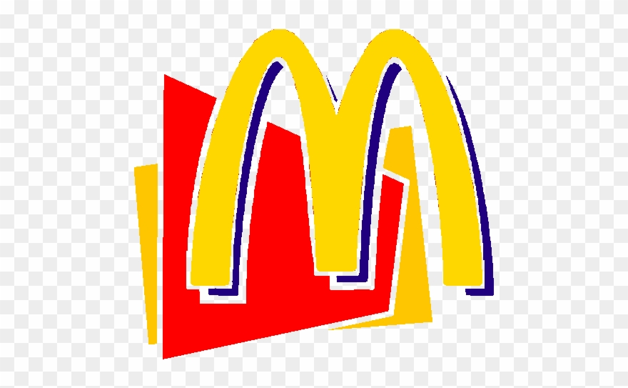 Old Mcdonalds Logo Png Clipart (#367861).