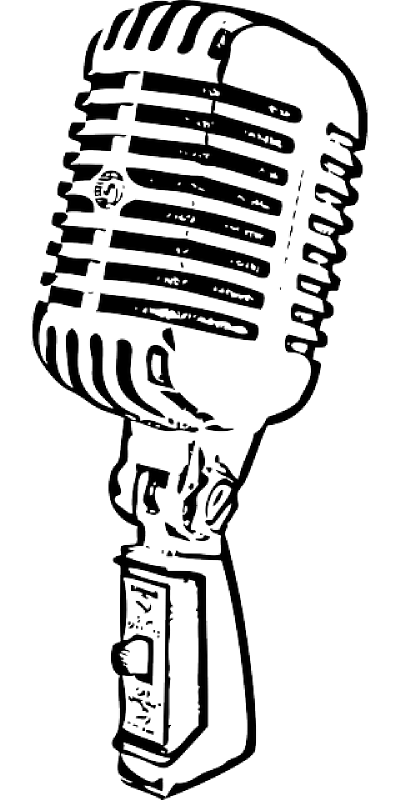 Microphone clipart old fashioned, Picture #1651060.