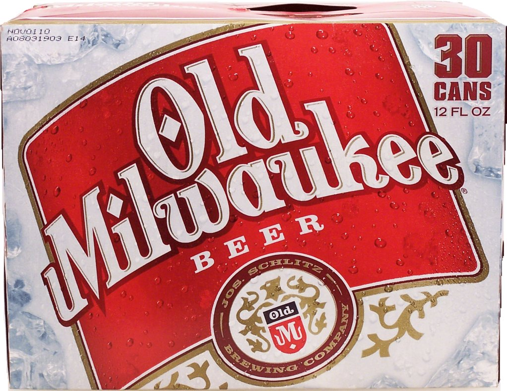 Old Milwaukee 30pk 12oz Cans.