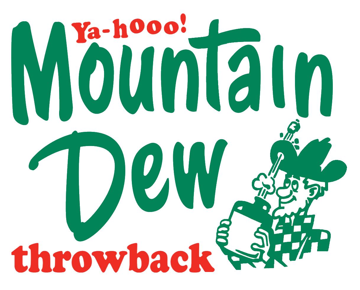 Mountain Dew Original Logo.