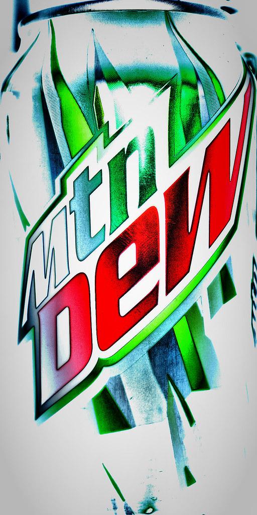New Mtn Dew Logo.