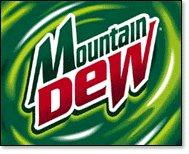 Mountain Dew.