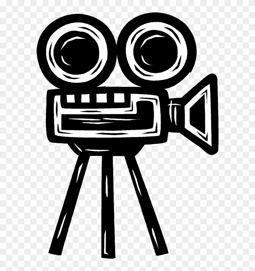 Clipart Camera Filming.