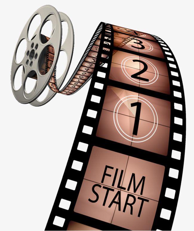 Film Reel, Old Movies, Nostalgia, Film PNG Transparent Image.
