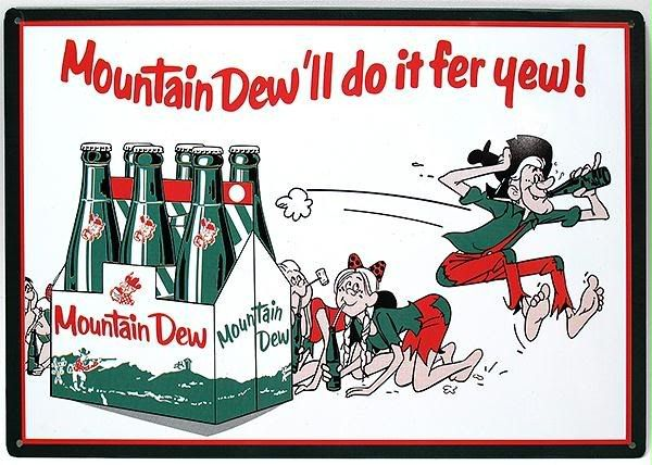 The original formula of Mountain Dew was invented in the.