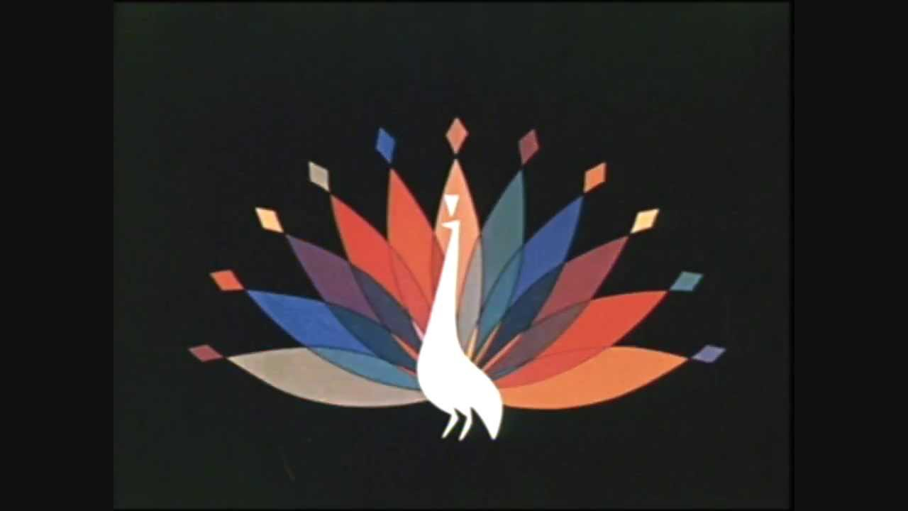The History of the NBC Peacock.