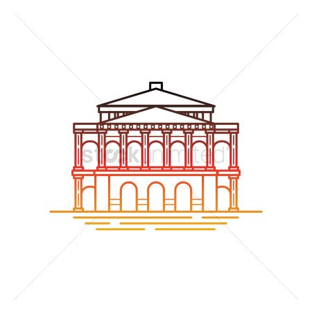 Free Old Opera Stock Vectors.